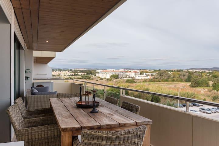 Luxury Apartment with view to Vilamoura Marina