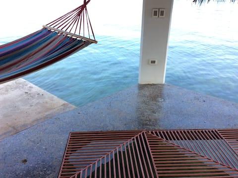 MARINA FE beachfront house