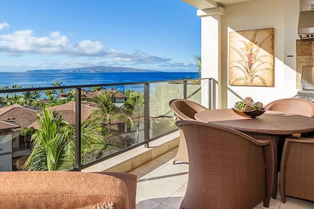 Wailea Beach Villa PH410