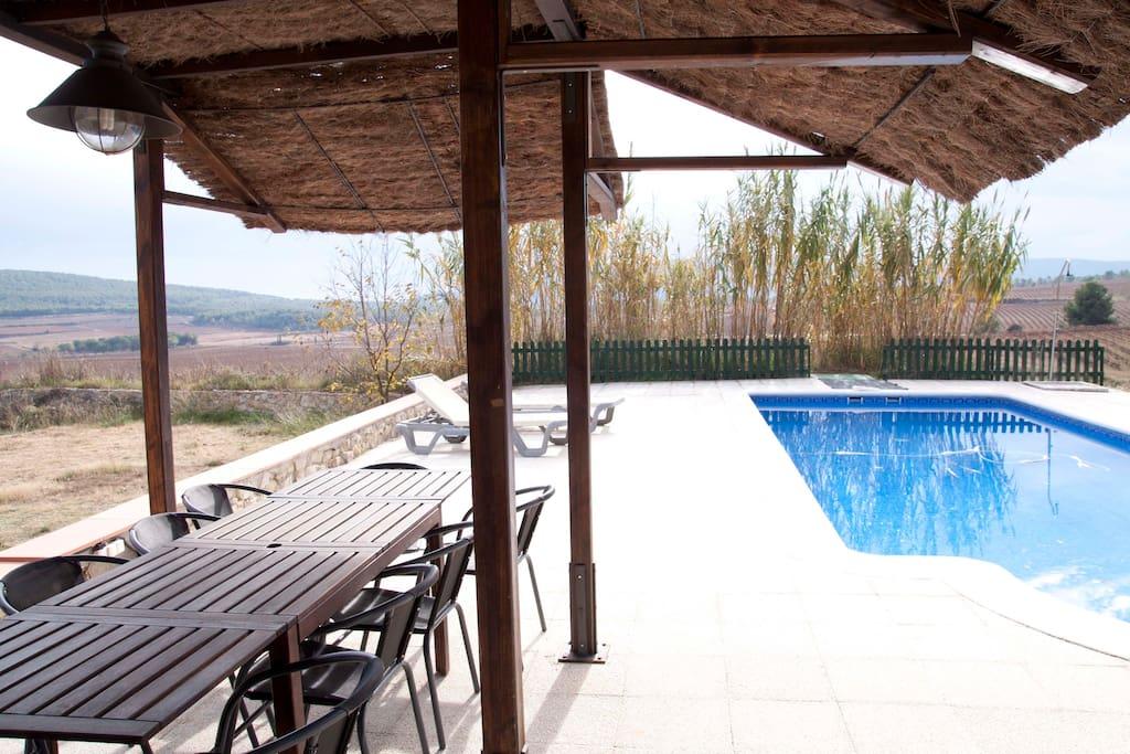 Swimming pool / Piscina