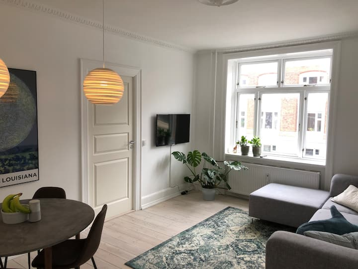 Home-office in quiet Østerbro