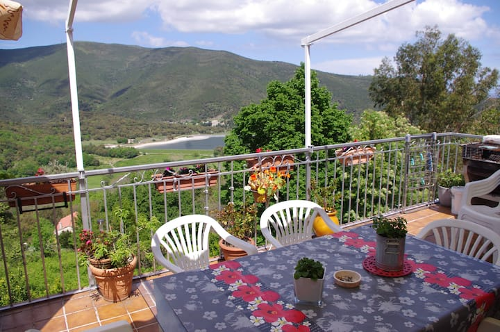 "Maison de village Casa di U Cantone ""u mo fiore """