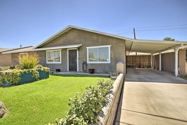 NEW! Family Home w/ Patio + Grill, 2 Mi to Golf!