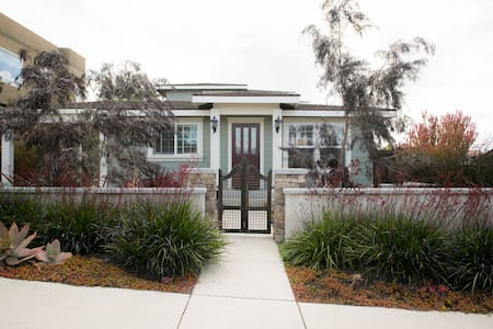 Craftsman Cottage by the Sea - Grover Beach
