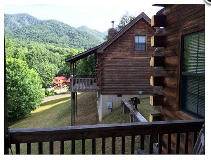 Bear Run Log Cabin #1