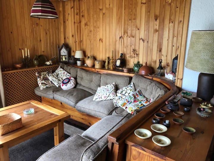 Apartamento Nordico PeÑa el viento 8pax