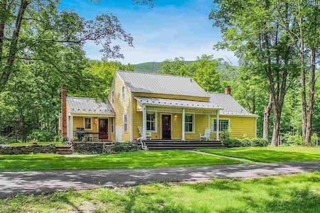 Highpoint House: historic farmhouse on four acres