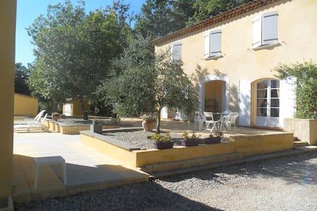 Belle maison provençale - Garéoult - Casa