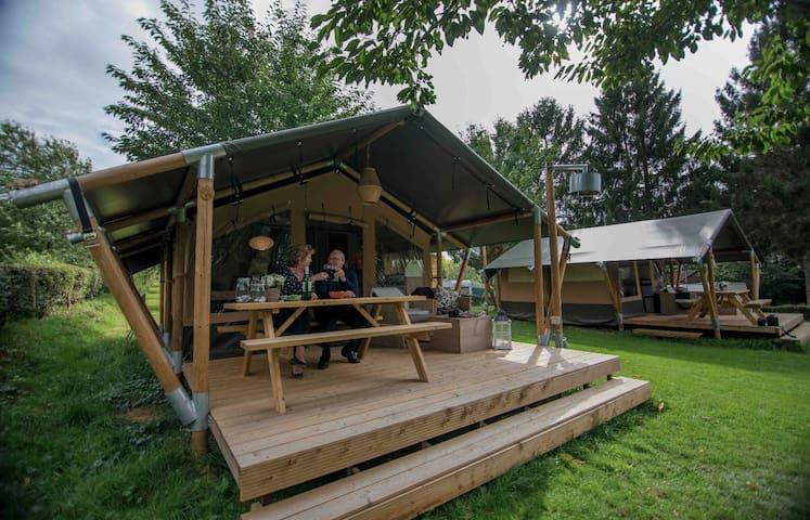 Safari Tent - Hallmore