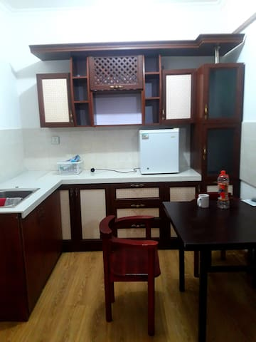 Comfortable modern Apartment nearby USA Embassy