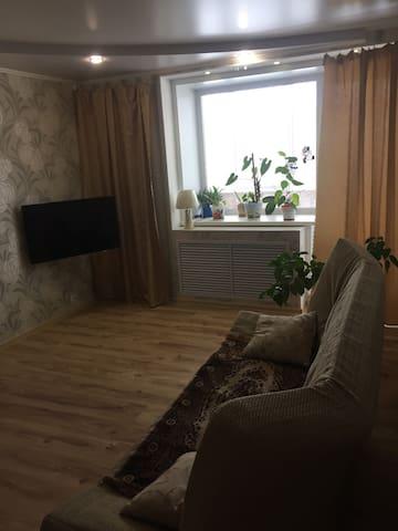 Уютная квартира в центре города. - Gubakha - Apartamento
