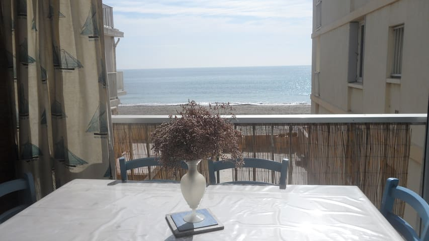 Charmant T2, tout confort, face mer - Palavas-les-Flots - Apartamento