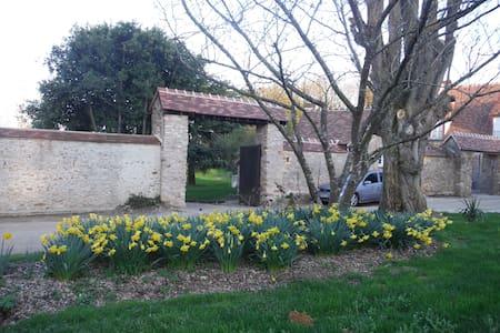 Chambre Magnolia - Hargeville - Villa