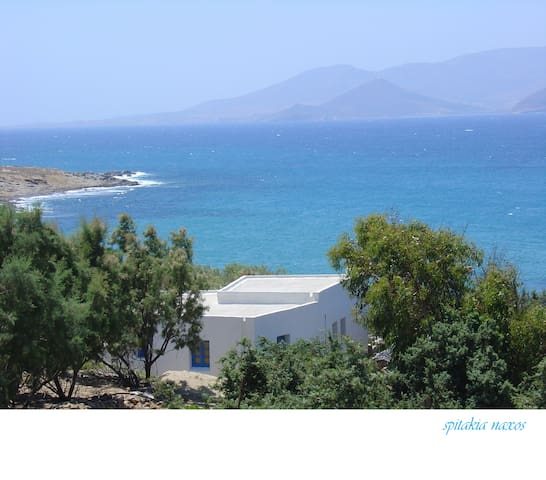 spitakia naxos (little cottage) - Stelida - Ev