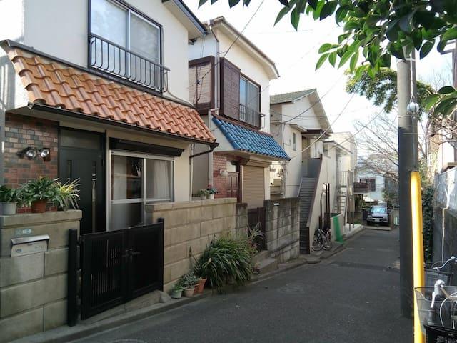 Shinjyuku 15min Shibuya 20min Old house. - Setagaya-ku - House