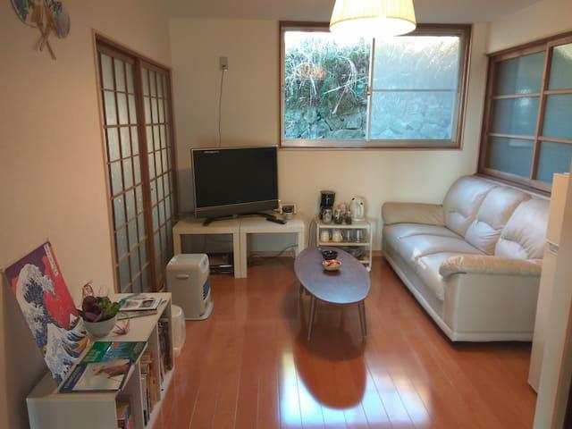 Kumano Kodo Nagano Guesthouse Japanese Style B