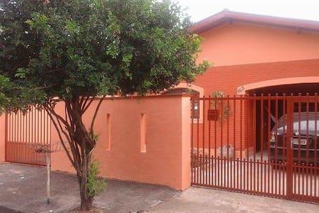 Casa da Dinda - Holambra - Holambra - Maison