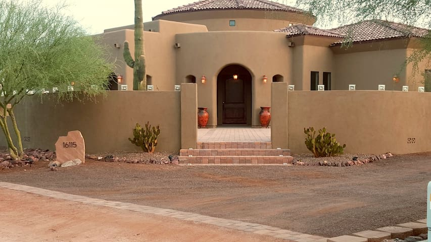 Your Sonoran Desert Sanctuary Awaits - Scottsdale