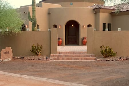 Your Sonoran Desert Sanctuary Awaits - Scottsdale - House