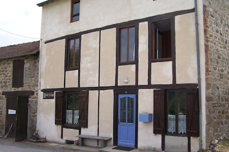 Maison au cœur de la France - Sardent - Hus