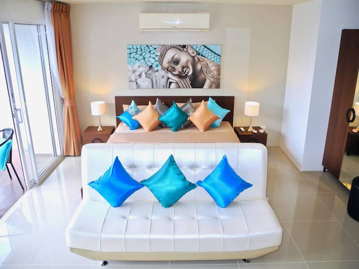 Nice Studio located close to Patong Beach
