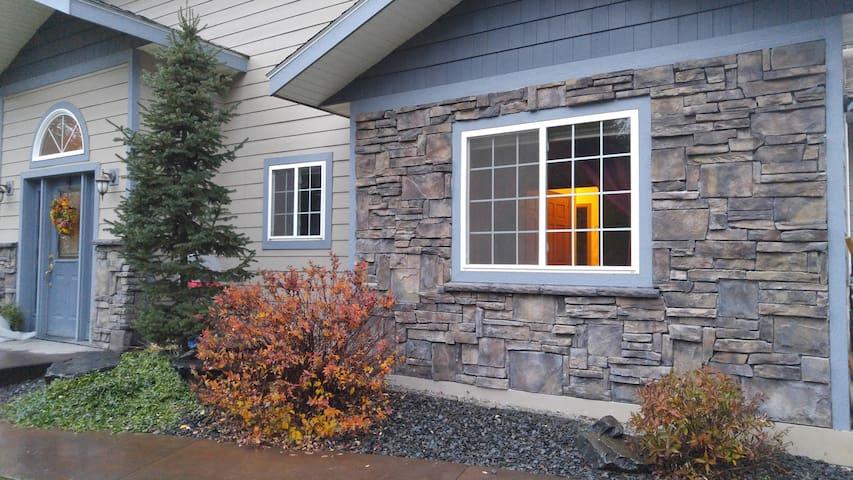 Comfortable home near Spokane