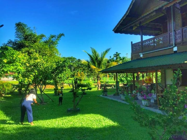 GUEST HOUSE SAWAH INDAH - BUKIT LAWANG