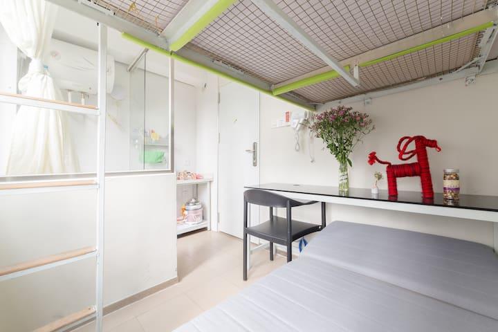 最广州全新舒适独立套房 杜鹃舍 - Guangzhou Shi - House