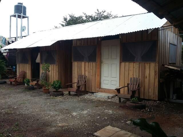 Cabinas Avri - Los Pargos - Cabane