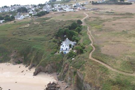 Maison Vue sur mer  - Ile de Houat  - Île-d'Houat