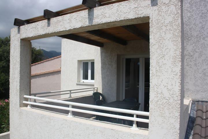 Résidence Monté Cristo - San-Nicolao - Lägenhet
