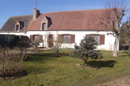 La Framboisière, longère Normande - La Framboisière