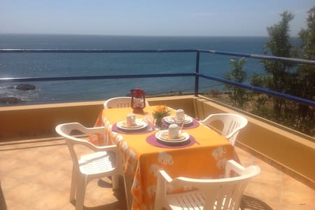 XL Apt with Ocean Breeze: Sea La Vie! - Praia - Flat