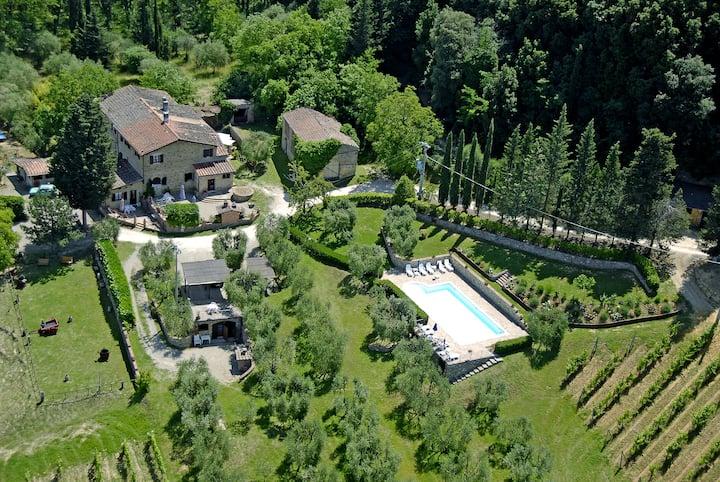 vacanze con piscina in toscana 2