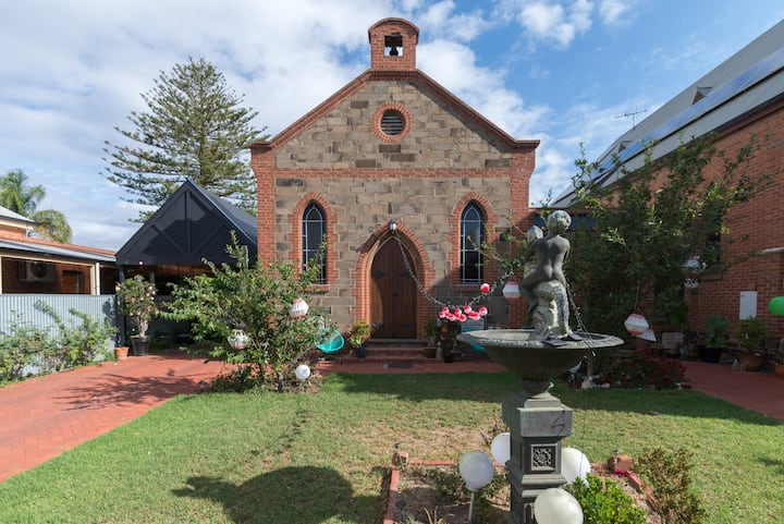Little Glory Church Circa 1885