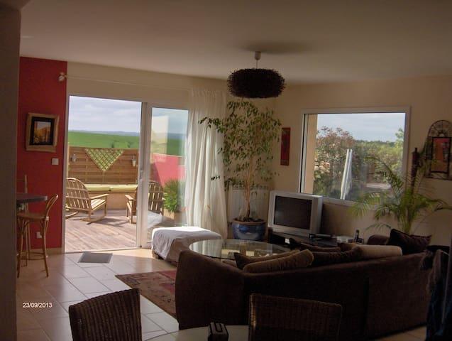 location de vacances - Plesder - Dom