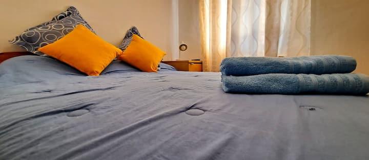 Habitación Doble en Madrid