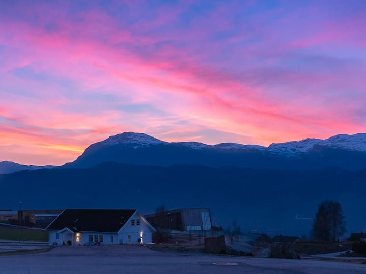 Norwegian holiday home