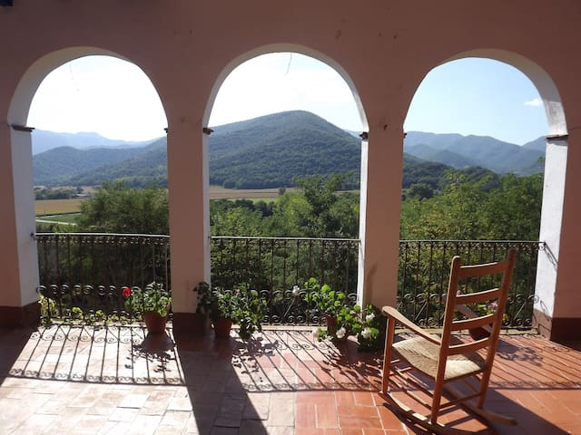 The rural rough LUXURY - Olot - Casa