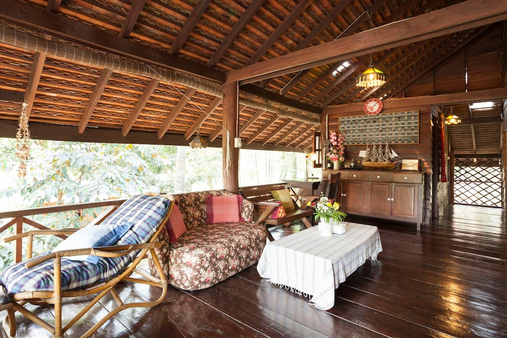 333 cottage h user zur miete in muang chiang mai for Traditionelles thai haus