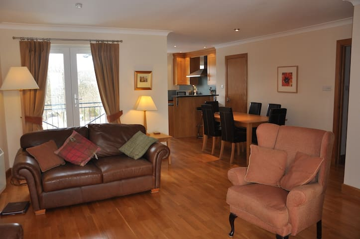 luxury sea view apartment - Brora - Appartement