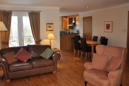 luxury sea view apartment - Brora - Apartamento