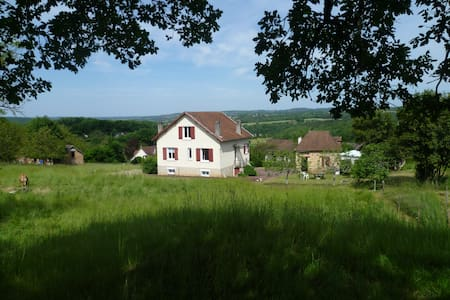 B&B, double room - Beauregard-de-Terrasson