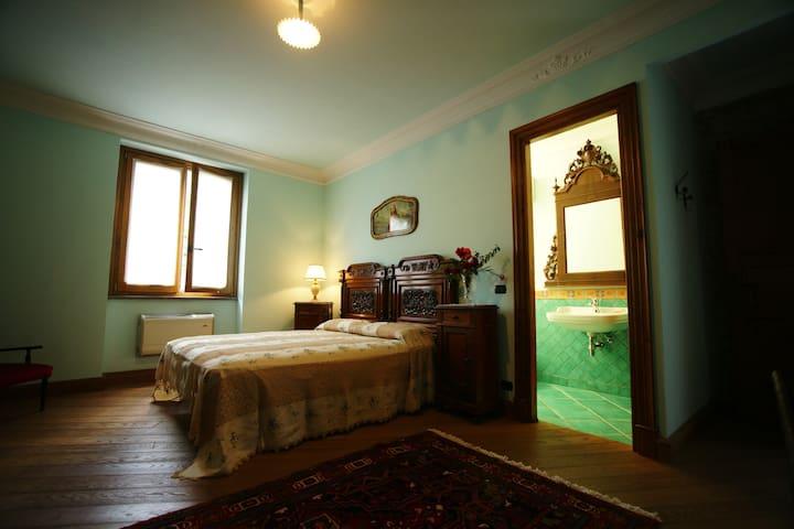 Sciabakè stanza delux - Polizzi Generosa
