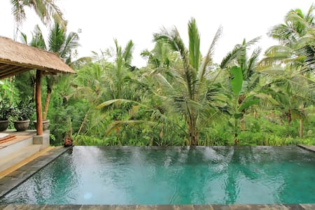 THE DESA VILLA UBUD, 2BR, Pool,
