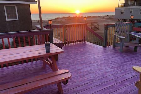 HOUSE On The BEACH*Semi-Ocean Front*Coastal Living