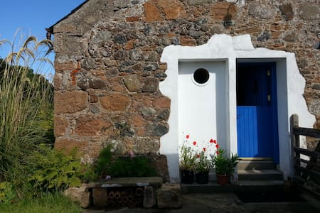 Courtyard Cottage, near Culzean - Kirkoswald, South Ayrshire - Haus