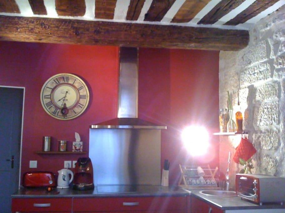 kitchen nook - large view