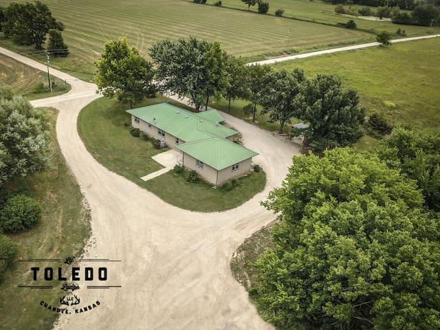 Browning Lodge @ Lil' Toledo Lodge