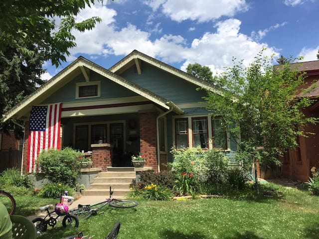 Private cozy space near Old Town and City Park - Fort Collins - Apartament